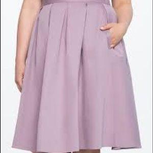 Eloquii Kaya Midi Skirt NWT